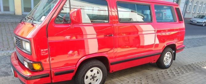 Fahrzeug nach der Lackaufbereitung