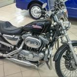 Motorrad vor der Aufbereitung